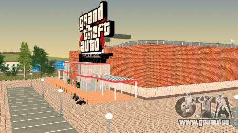 Neue Texturen für Kriminelle Russland für GTA San Andreas achten Screenshot