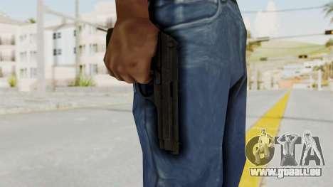 Beretta M9 pour GTA San Andreas