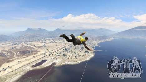 GTA 5 Nice Fly 2.5 vierten Screenshot