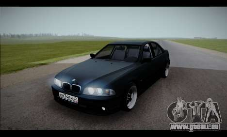 BMW 525i pour GTA San Andreas