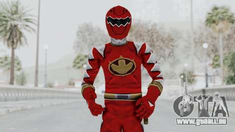 Power Rangers Dino Thunder - Red pour GTA San Andreas
