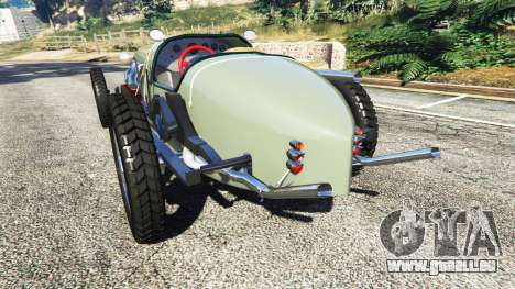 Fiat Mefistofele für GTA 5