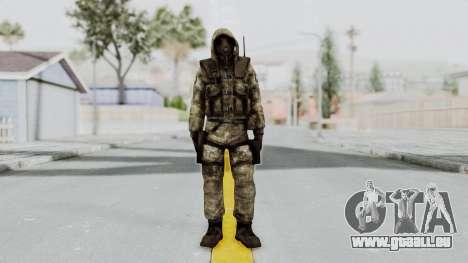 Hodeed SAS 6 für GTA San Andreas zweiten Screenshot