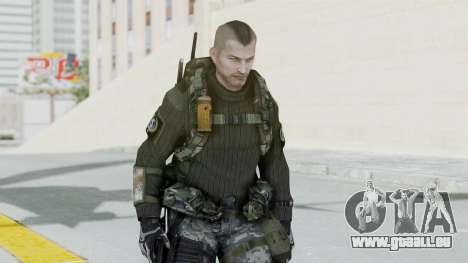Battery Online Soldier 3 v4 für GTA San Andreas