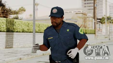 GTA 5 Paramedic LS für GTA San Andreas