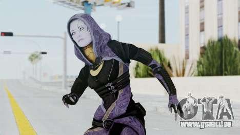 Mass Effect 3 Tali Zorah Unmasked für GTA San Andreas