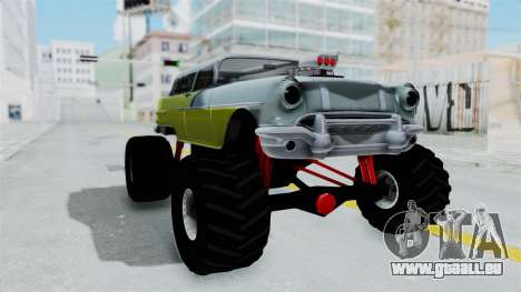Pontiac Safari 1956 Monster Truck pour GTA San Andreas