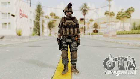 Battery Online Soldier 1 v1 für GTA San Andreas zweiten Screenshot