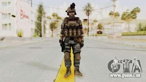Battery Online Soldier 1 v1 für GTA San Andreas zweiten Screenshot
