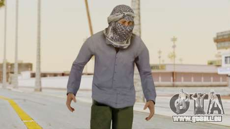 Middle East Insurgent v2 für GTA San Andreas