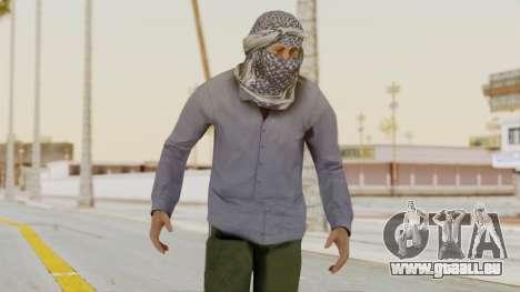 Middle East Insurgent v2 für GTA San Andreas