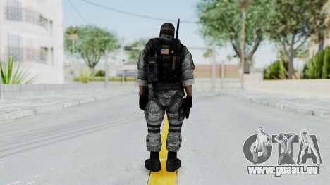 Battery Online Soldier 4 v3 pour GTA San Andreas troisième écran
