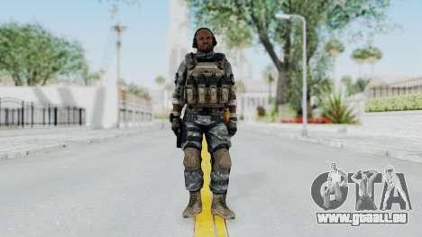 Battery Online Soldier 6 v2 für GTA San Andreas zweiten Screenshot