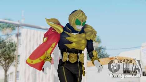Kamen Rider Beast Buffa für GTA San Andreas