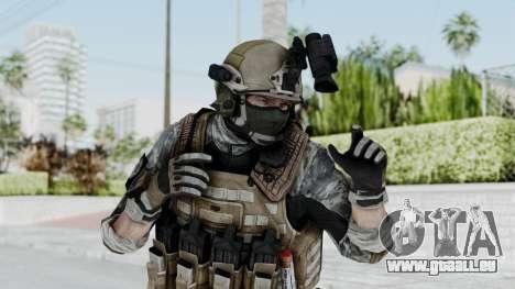 Battery Online Soldier 5 v2 für GTA San Andreas