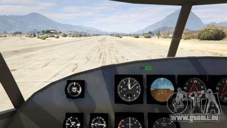 GTA 5 PBY 5 Catalina cinquième capture d'écran