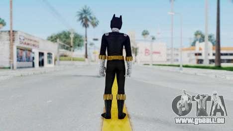 Power Rangers RPM - Black pour GTA San Andreas troisième écran