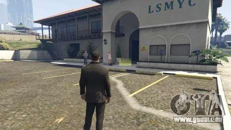 GTA 5 Yacht Deluxe 1.9 vierten Screenshot