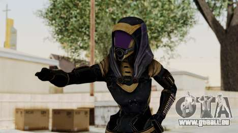 Mass Effect 3 Tali Armor pour GTA San Andreas