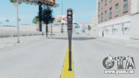 Nail Baseball Bat v5 für GTA San Andreas zweiten Screenshot