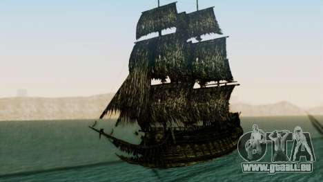 Flying Dutchman 3D pour GTA San Andreas