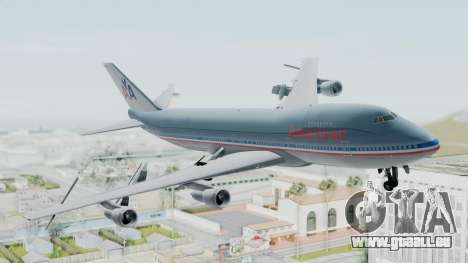 Boeing 747-200 American Airlines pour GTA San Andreas