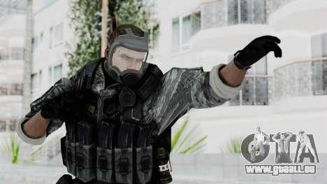 Battery Online Soldier 4 v3 für GTA San Andreas
