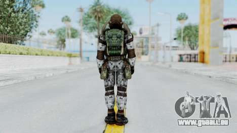 Monolith Scientific Suit für GTA San Andreas dritten Screenshot