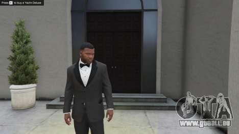 GTA 5 Yacht Deluxe 1.9 fünfter Screenshot