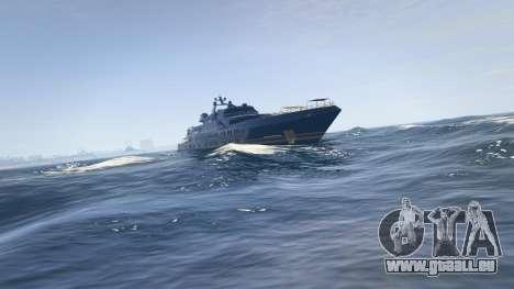 GTA 5 Yacht Deluxe 1.9