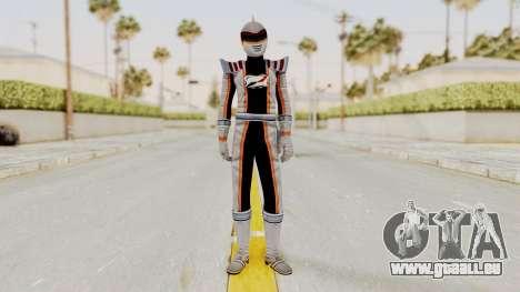 Power Rangers Operation Overdrive - Mercury für GTA San Andreas zweiten Screenshot