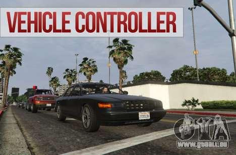 Vehicle Controller für GTA 5