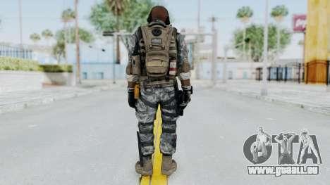 Battery Online Soldier 6 v2 für GTA San Andreas dritten Screenshot