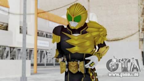 Kamen Rider Beast für GTA San Andreas