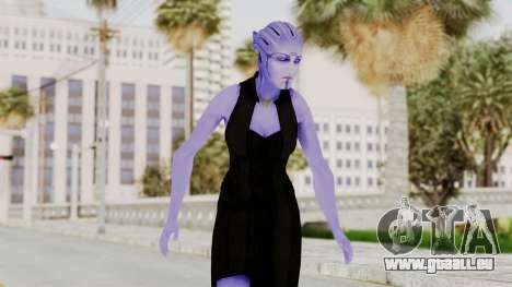 Mass Effect 3 Aria TLoak Gunn Dress für GTA San Andreas