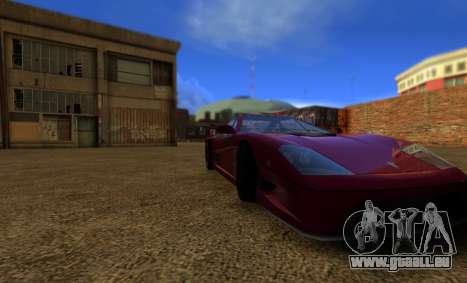 ENB - AOFX pour GTA San Andreas deuxième écran