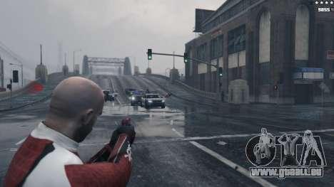 Bullet Knockback 1.4b pour GTA 5