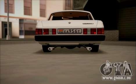 GAZ de 31029 Volga pour GTA San Andreas vue de droite