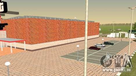 De nouvelles textures pour les Criminels de la R pour GTA San Andreas septième écran