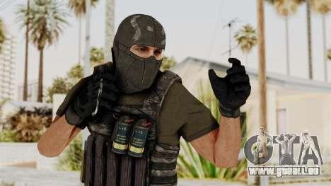 CoD AW KVA SMG für GTA San Andreas