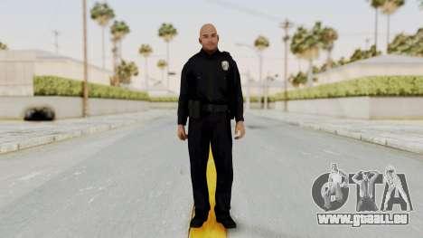 GTA 5 LV Cop pour GTA San Andreas deuxième écran