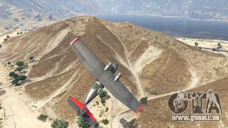 GTA 5 PBY 5 Catalina vierten Screenshot
