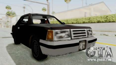GTA 3 Manana pour GTA San Andreas vue de droite