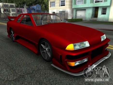 Elegy PFR v1.0 pour GTA San Andreas