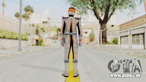 Power Rangers Operation Overdrive - Mercury für GTA San Andreas dritten Screenshot