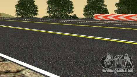 De nouvelles textures pour les Criminels de la R pour GTA San Andreas deuxième écran