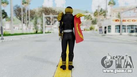 Kamen Rider Beast Buffa pour GTA San Andreas troisième écran