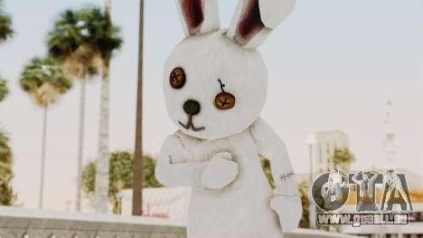 Lollipop Chainsaw Juliet Starling BunnyRabbit für GTA San Andreas