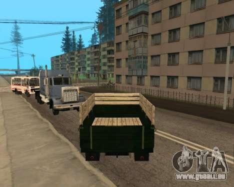 Gas-Seite 63 für GTA San Andreas zurück linke Ansicht