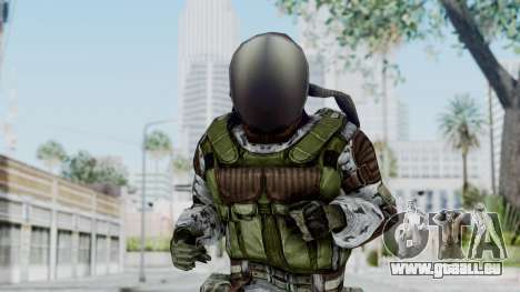 Monolith Scientific Suit pour GTA San Andreas